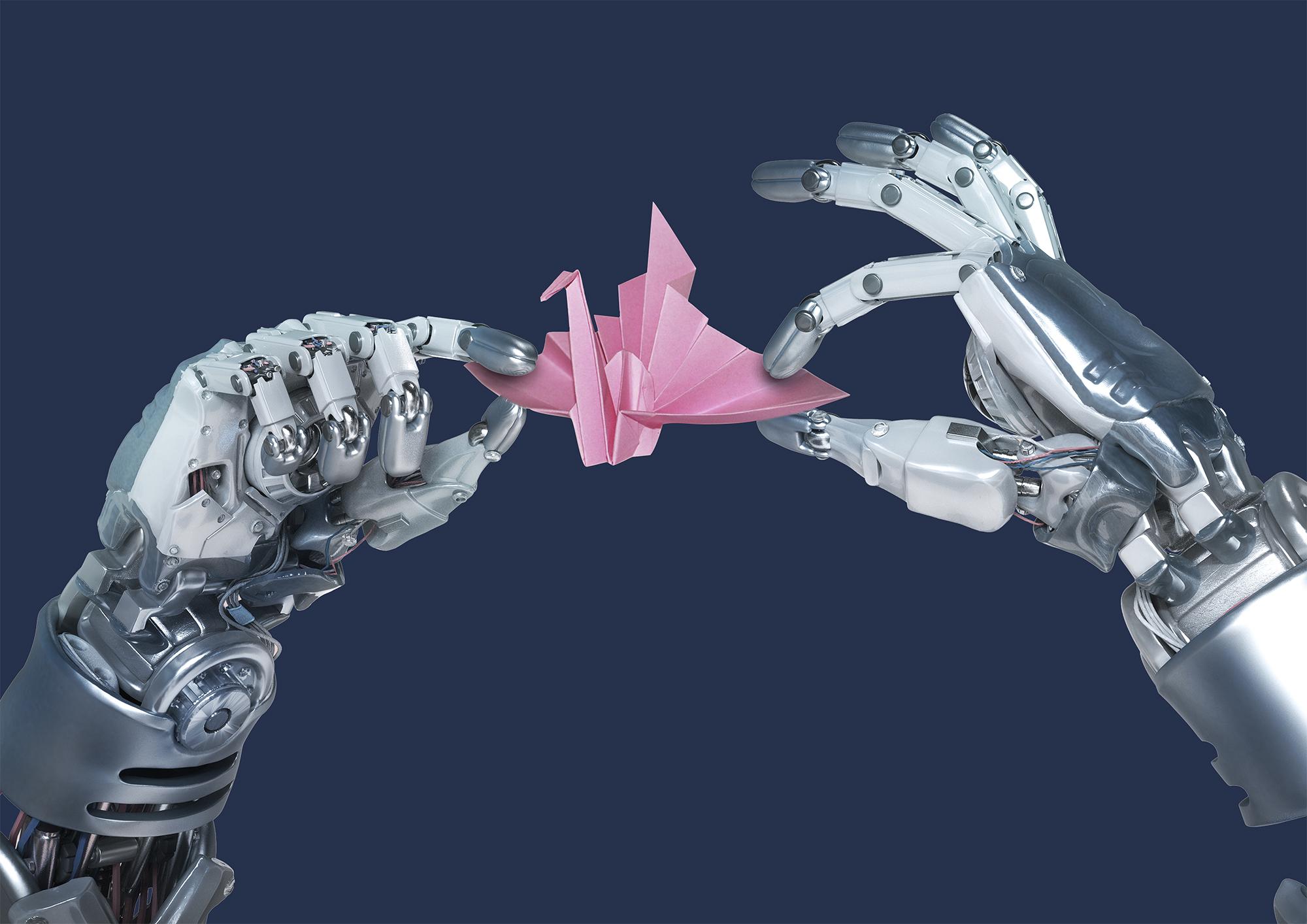 Los robots financieros se abren paso en la banca
